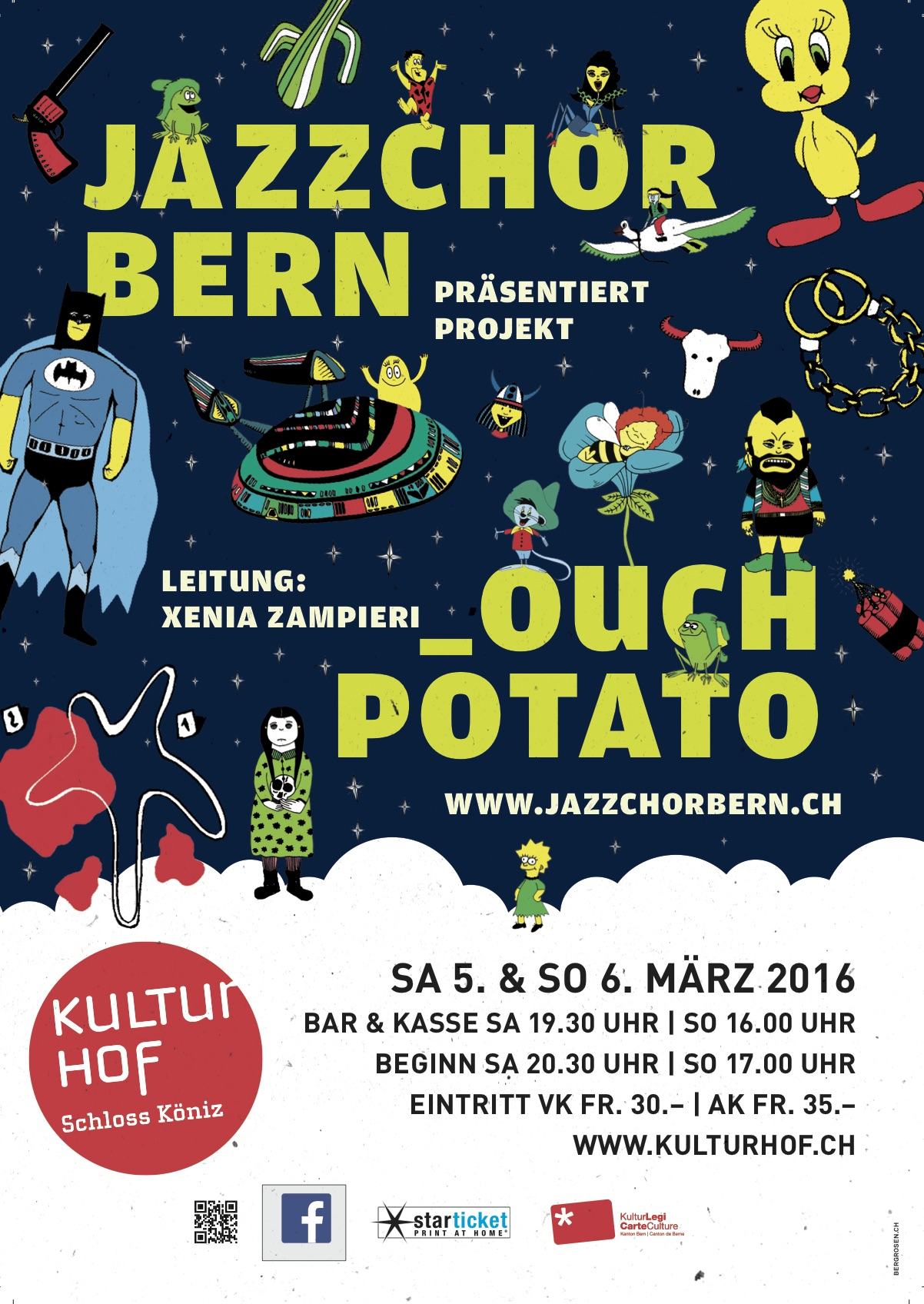 Flyer PROJEKT _OUCH POTATO 2016